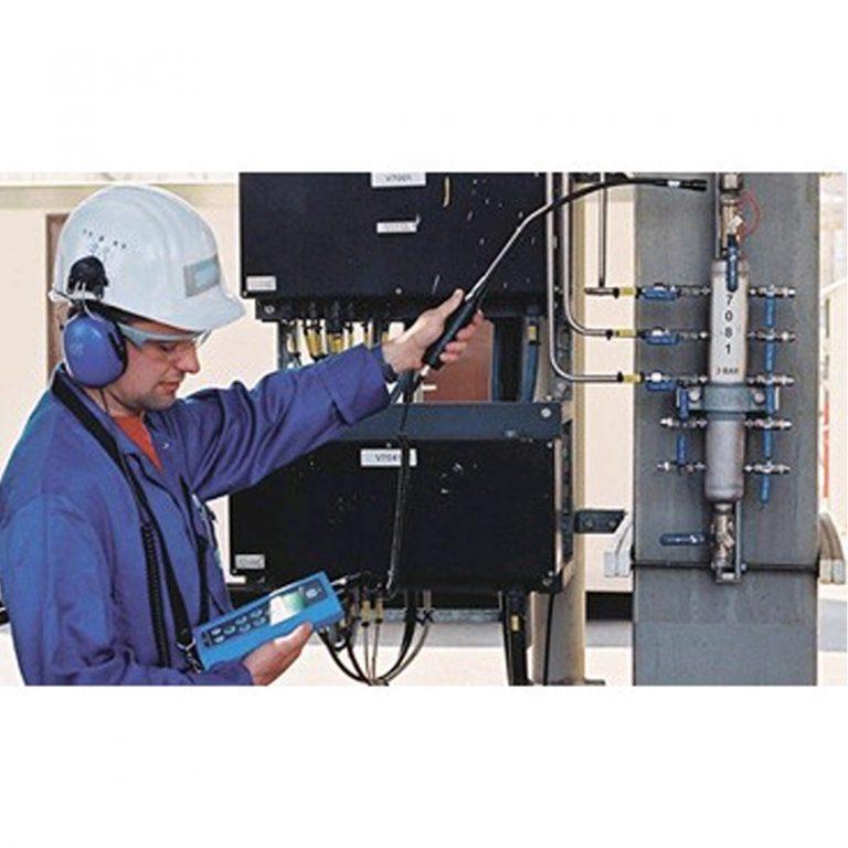 FLEX.US Ultraschall Leckageortungsystem zur Dichtigkeitsprüfung an Druckluft- oder Gasleitungen-716