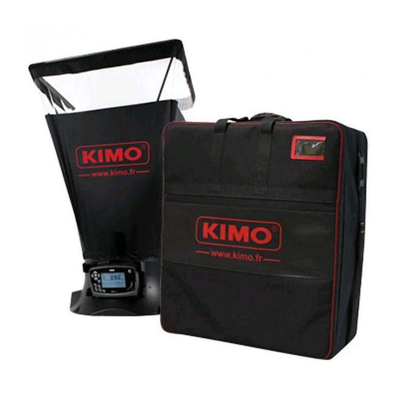 KIMO DBM-610 Volumenstrom-Messhaube für Differenzdruck, Temperatur, Luftgeschwindigkeit, Volumenstrom mit einer Messhaube-0