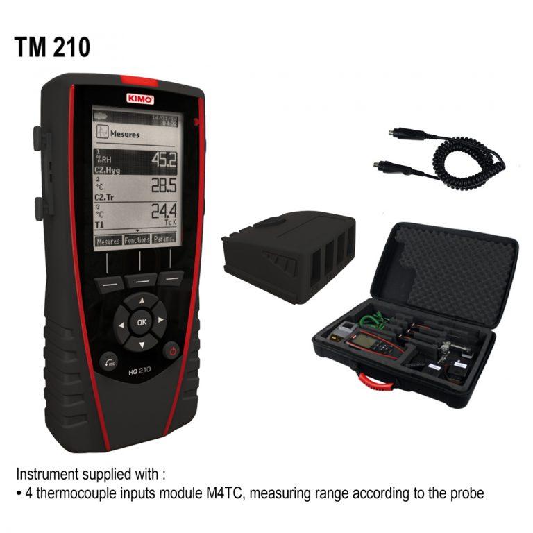 KIMO TM 210 Profithermometer-1832