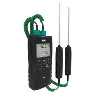 KIMO TK 61/62 Thermometer für Thermoelemente 1/2 Kanal-0